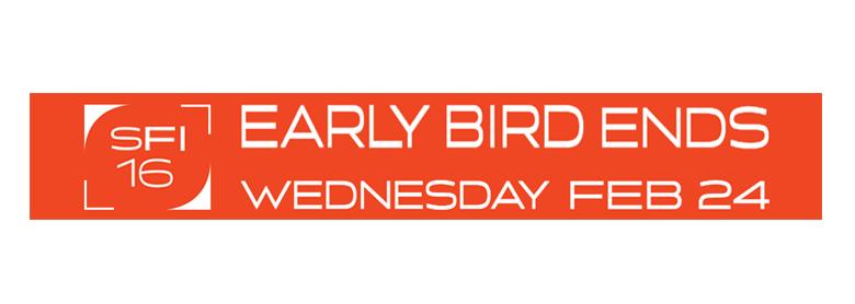 SFI16 early bird